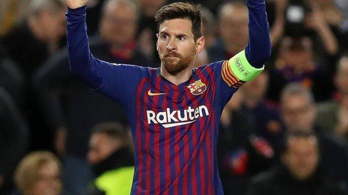 Hasil Liga Spanyol Barcelona vs Granada, Gol Messi Buat Debut Setien Berakhir Manis