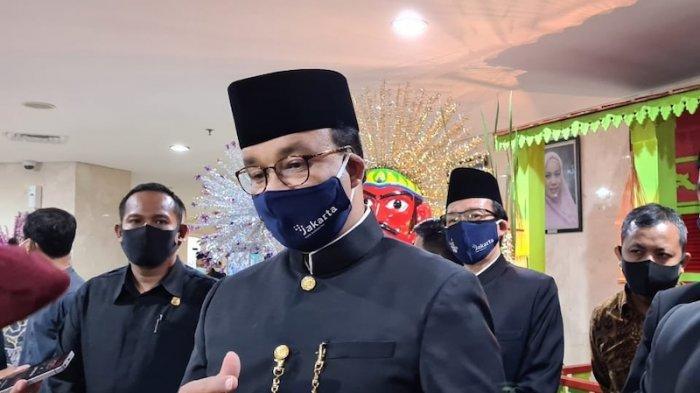 2 Hari Terakhir Angka Positivity Rate Covid-19 di Jakarta 3,8 Persen, Anies: Makin Terkendali