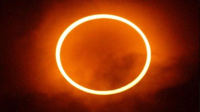 Gerhana Matahari Cincin Hari Ini, BMKG Ungkap Prediksi Penampakan di Jakarta
