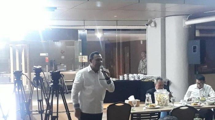 Ketua KPK Firli Bahuri Unjuk Gigi sebagai Sobat Ambyar
