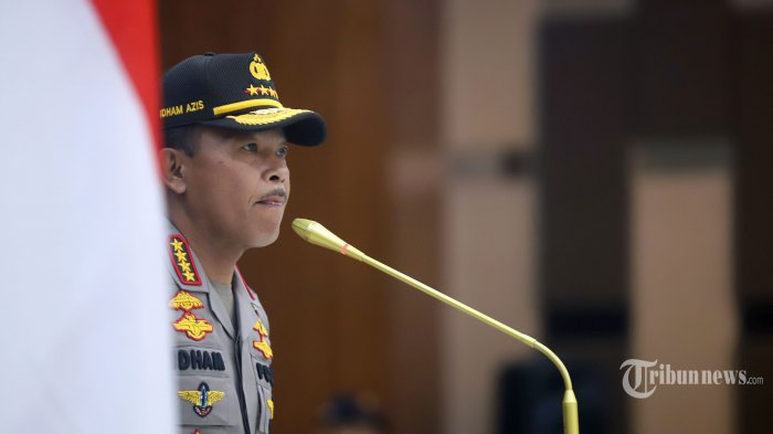 Kapolri akan Tempatkan Calon Perwira Remaja Polri di Lima Polda