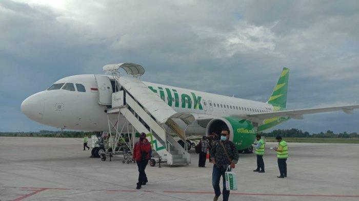 Kemenhub Ubah Kapasitas Angkut Penumpang Pesawat Jadi 70 Persen