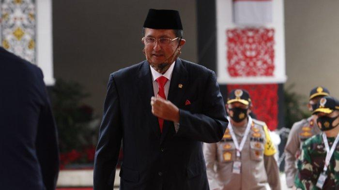 Target Pertumbuhan Ekonomi 4 5 Persen Menjadi Pecutan Bagi Para Menteri Fadel Muhammad