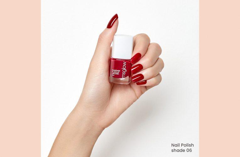 Cara Penggunaan Nail Polish HALAL MS Glow