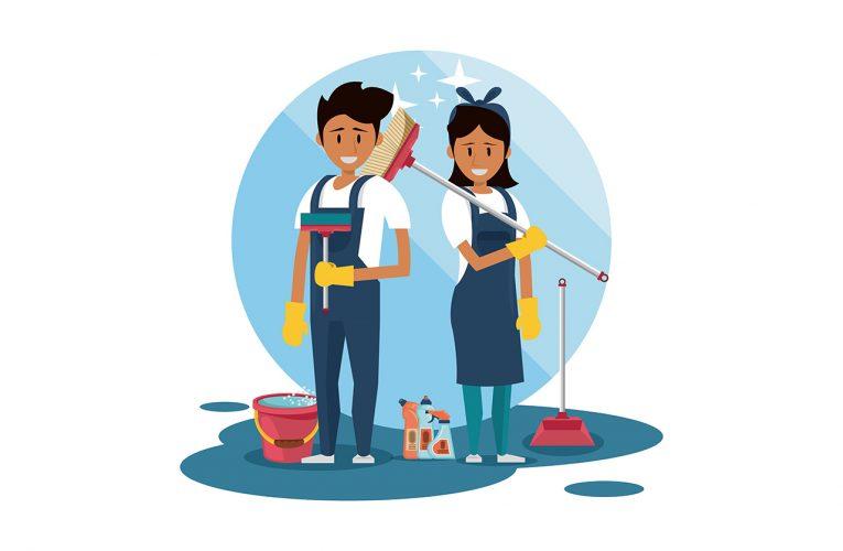Keuntungan MenggunakanOutsourcing untuk Cleaning Service