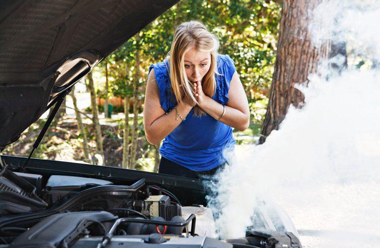 Penyebab Mesin Mobil Mengalami Overheat